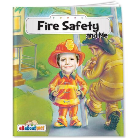 Fire Safety All About Me Book