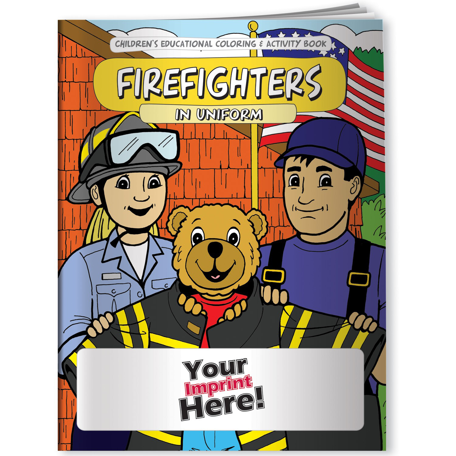 firefighters in Uniform