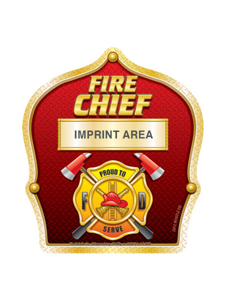 fire chief fire hat