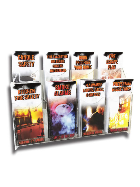 Stay Fire Safe Series Prevention Starter Kit