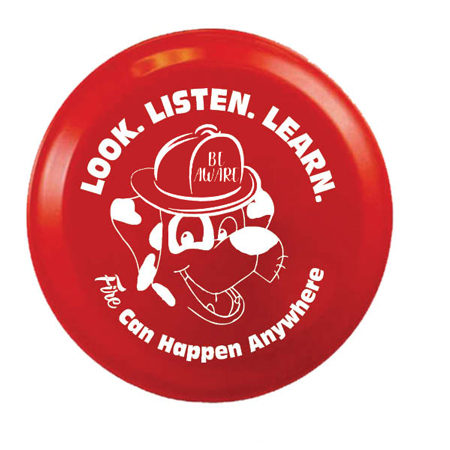 Fire Prevention Week 2018-LARGE-FRISBEE