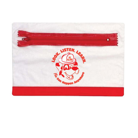 Fire Prevention Week 2018-PENCIL-BAG