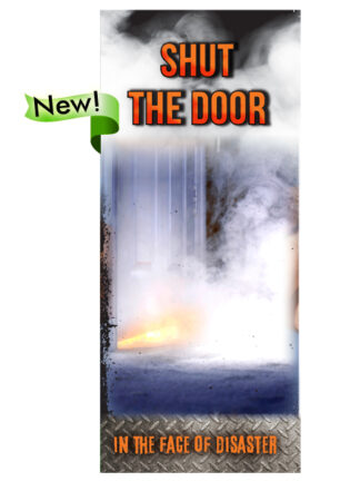 Shut the Door Pamphlet